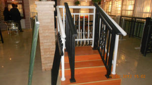 Customzied Extruded Aluminum Handrail (TS-320) pictures & photos