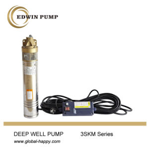 3 Inch Deep Well Borehole Submersible Water Pump pictures & photos