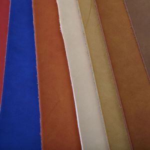 2.0mm Thickness Synthetic Leather for Shoes (BBC105-XXE) pictures & photos
