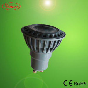 GU10 3W LED Spotlight (COB 1*3W)