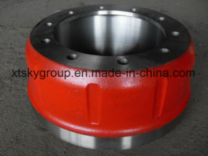 Xtsky High Accuracy Cheap Prices Trailer Truck Brake Drum 3054210001 pictures & photos
