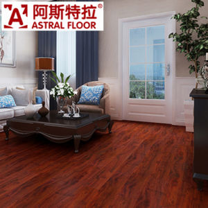 Washed Oak AC3 U-Groove HDF Laminate Flooring pictures & photos