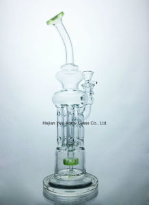Leisure Glass Water Pipes Smoking Waterpipe Bubbler Hookah Heady Wholesale Factory pictures & photos