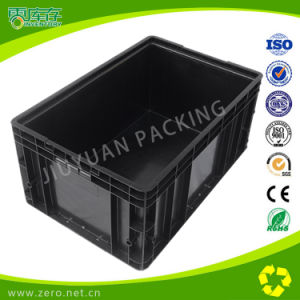 2017 New Arrival Black PP EU Plastic Container pictures & photos