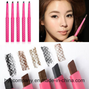 OEM 5 Color Waterproof Anti-Sweat Eyebrow Pencil pictures & photos