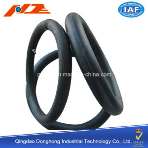 Cheap Motorcycle Rubber Tyre and Tube Butyl Inner Tubes pictures & photos