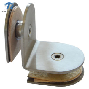 Square Partiting Hinge for Glass (RS1833)