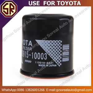 High Quality Car Parts Oil Filter for Toyota 90915-10003 pictures & photos