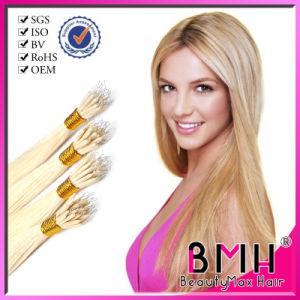 Nano Rings Hair in Prebonded Hair Exrensions European Hair (Yuki134)