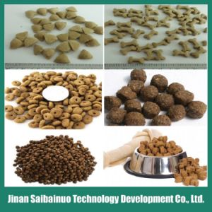 Pet Dog Food Making Machine Animal Feed Processing Line pictures & photos