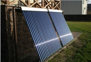 Home Heating Solar System Evacuated Tube Solar Collector (SR, SCM, SU, SHC, SFM) pictures & photos