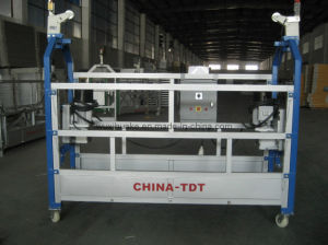 Zlp630 Aluminum Pin Suspended Platform pictures & photos