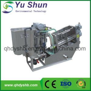Multi-Disc Screw Press, Solid Liquid Separator, Sludge Dehydrator Machine pictures & photos