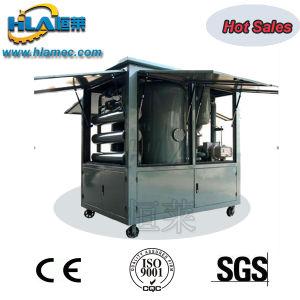 Dvp Double Vacuum Pump Transformer Oil Recycling Equipment pictures & photos