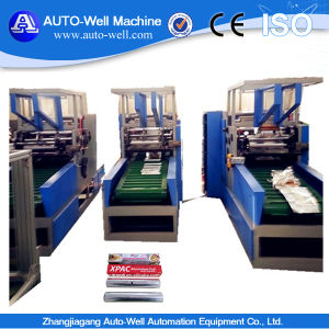Aluminum Foil Rewinder / Kitchen Aluminium Foil Rewinding Machine pictures & photos