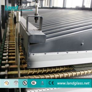 Landglass Double Chamber Horizontal Tempering Furnace pictures & photos