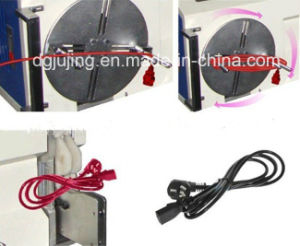 Semi-Automatic Wire Coiling Winding Machine pictures & photos