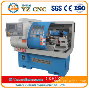 Ck6132 Precision Horizontal CNC Lathe Factory pictures & photos