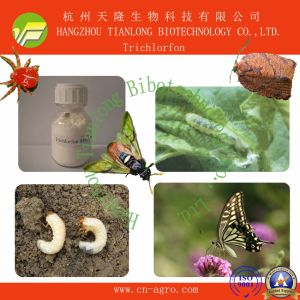 Price Preferential Insecticide Trichlorphon (97%TC, 80%SP, 80%WP, 90%WP, 40%EC) pictures & photos