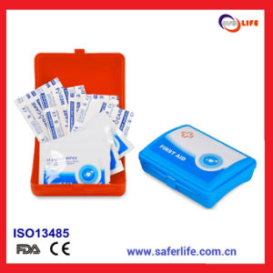 Professional PP Plastic Mini First Aid Kit/Pocket First Aid Kit pictures & photos