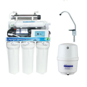 50gpd RO Water Purifier with Post UV Sterilizer pictures & photos