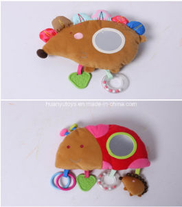 New Design Hedgehog Cushion Baby Toy pictures & photos