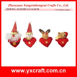 Christmas Decoration (ZY14Y287-1-2-3-4) Christmas Happy Product Design pictures & photos