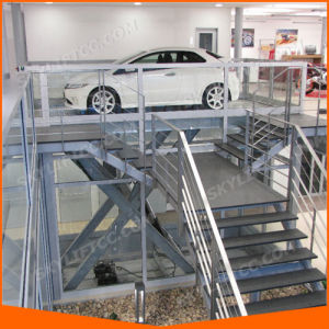 Hydraulic Electric Home Garage Car Scissor Lift pictures & photos