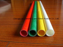 High Strength FRP/Fibreglass Pole, Fiberglass Pultruded Pipe with Best Warranty pictures & photos