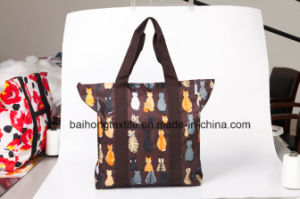 High Quality Fashion Oxford Tote Shopping Bags for Various Usage