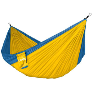 Promotional Easy-Use Parachute Camp Hammock pictures & photos