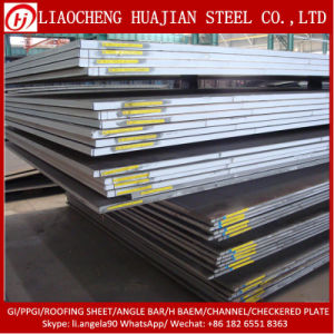 DIN St37-2 Material High Strength Steel Plate for Building pictures & photos