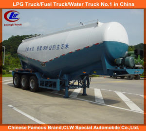 Heavy Duty 55000 Liters V-Type Bulk Cement Tank Semi Trailer pictures & photos