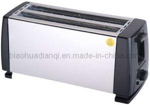 Metal 4 Slice Toaster BH-003B