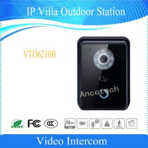 Dahua IP Villa Outdoor Station Video Intercom (VTO6210B) pictures & photos