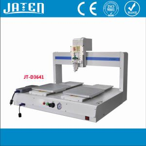 Hot Melt Glue Adhesive Spraying Machine pictures & photos