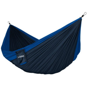 Lightweight Real Ripstop Nylon Camp Hammock pictures & photos