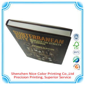 Casebound Book Printing Competitive Price High Quality Magazine Printing