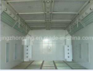 Water-Based Paint Booth (Model: JZJ-9500) pictures & photos