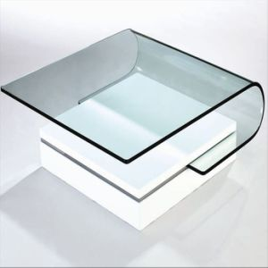 Tempered Glass Coffee Table with AS/NZS2208: 1996, BS6206, En12150 Certificate pictures & photos