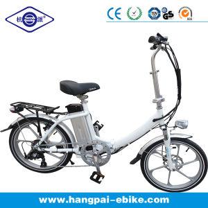 36V 250W Foldable New Six Spoke Wheel Electric Bike (HP-E052)