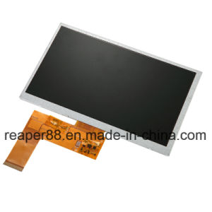 "7""800*480 Car GPS TFT LCD Screen Display pictures & photos"