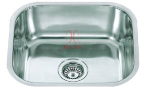 Stainless Steel Kitchen Sink, Single Stainless Steel Sink ((A15) pictures & photos