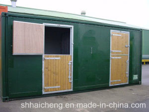 Horse Container/Horse Stable with Wide Gate (shs-fp-animal002) pictures & photos