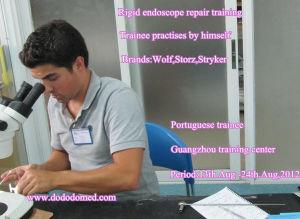 Medical Technician Repair Training Class/Course (rigid endoscope) pictures & photos