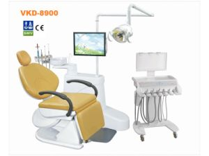 Best Quality Hot Sale Foled Dental Unit with CE pictures & photos