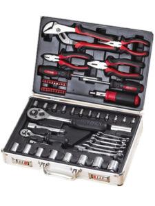 58PCS Alumium Case Tool Kit (FY1058A) pictures & photos