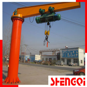 Slewing Jib Crane 7.5t with Ce Certificated pictures & photos