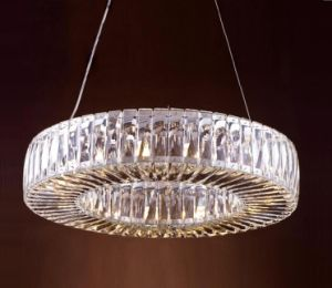 Metal Crystal Chandelier (WHG-8182) pictures & photos