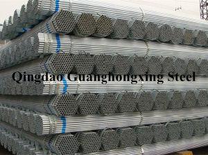 Gbq235, Jisss 400, Dins235jr, Astma570 Gr. a, Hot DIP Galvanized, Steel Pipe pictures & photos